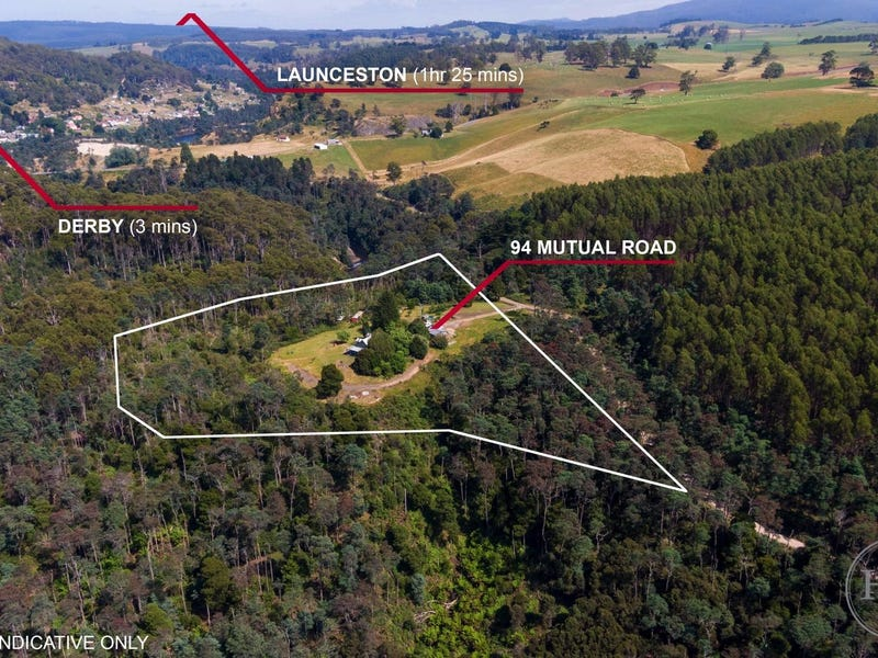 94 Mutual Road, Derby, Tas 7264