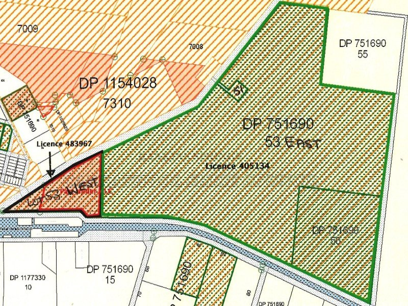 Lot 50, 51 & 53, Rankins Springs, NSW 2669