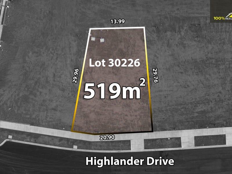 Lot 30226, Highlander Drive, Craigieburn