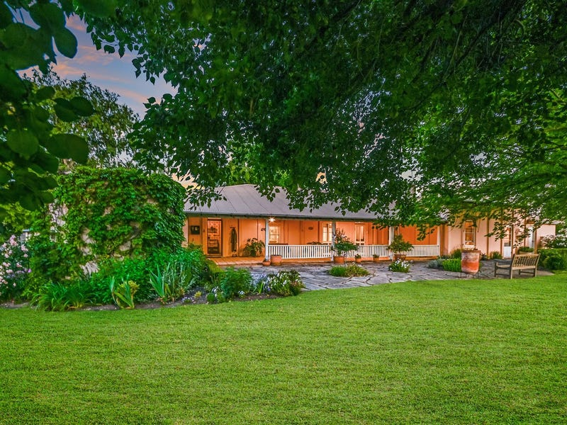 'Manaree' New England Hwy, Blandford via, Murrurundi, NSW 2338