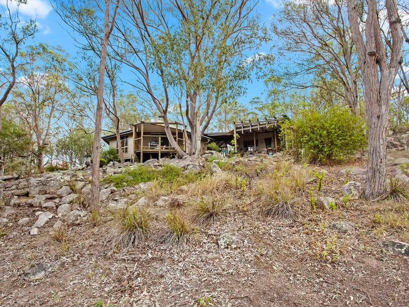 467 Back Creek Rd, Crows Nest, Qld 4355