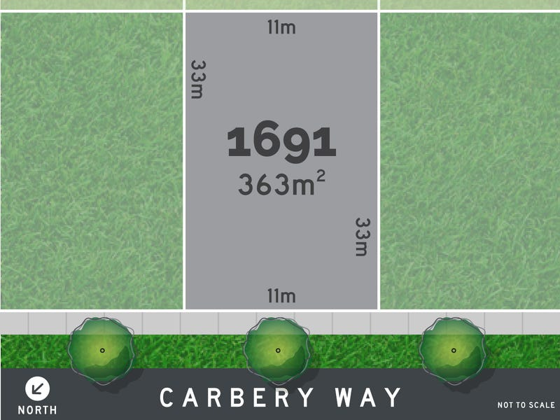 Lot 1691, Carbery Way, Lucas, Vic 3350