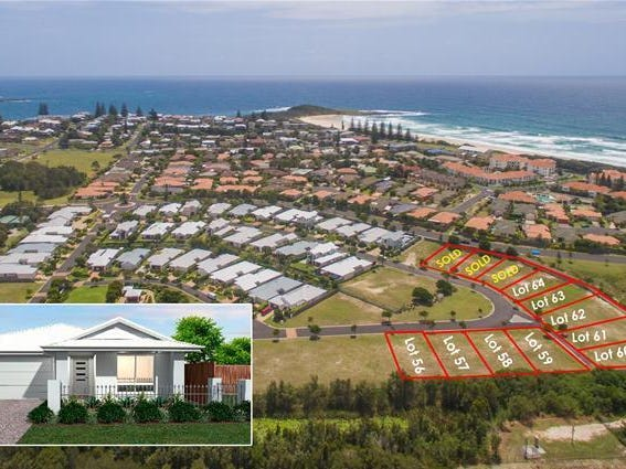Lot 64 The Drive, Yamba, NSW 2464