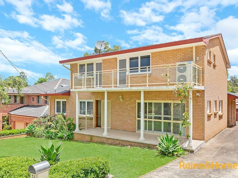 24 Tobruk Avenue, Carlingford, NSW 2118