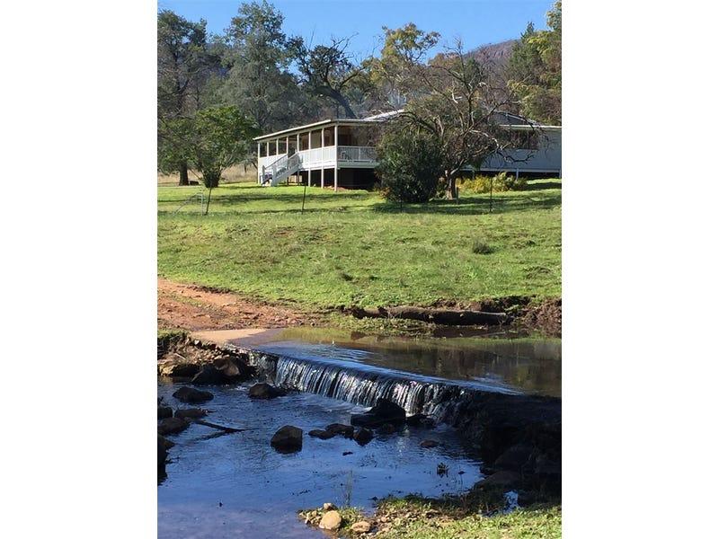 Yahringerie Guinema Rd, Coonabarabran, NSW 2357