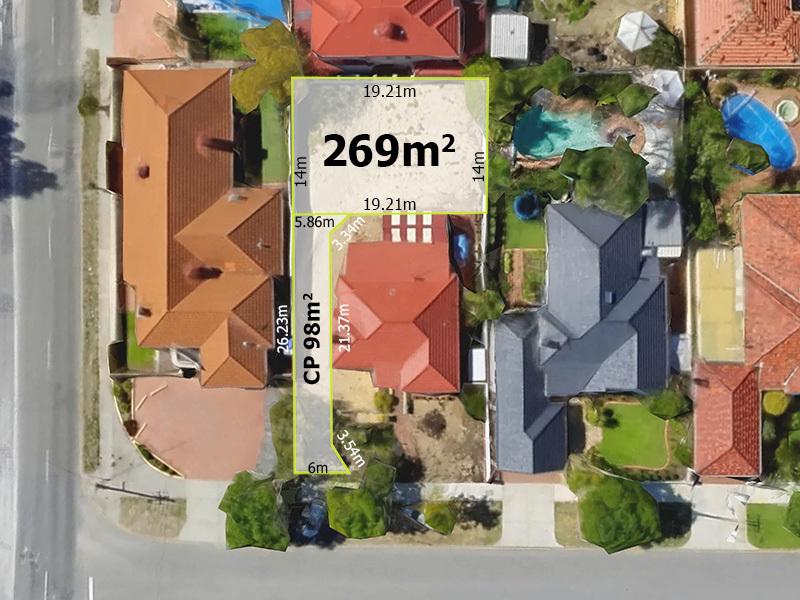 142   Eton Street - Rear Block, North Perth, WA 6006