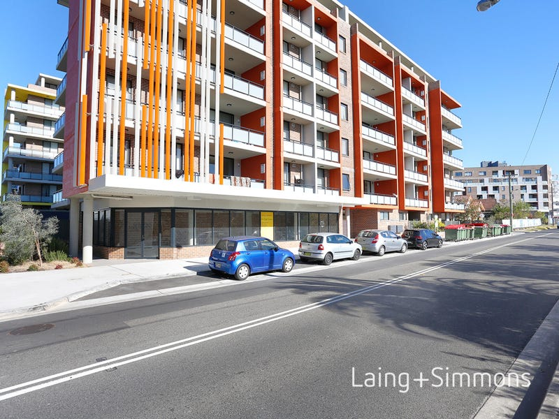 22/76-84 Railway Terrace, Merrylands, NSW 2160