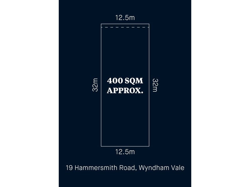 19 Hammersmith Road, Wyndham Vale, Vic 3024