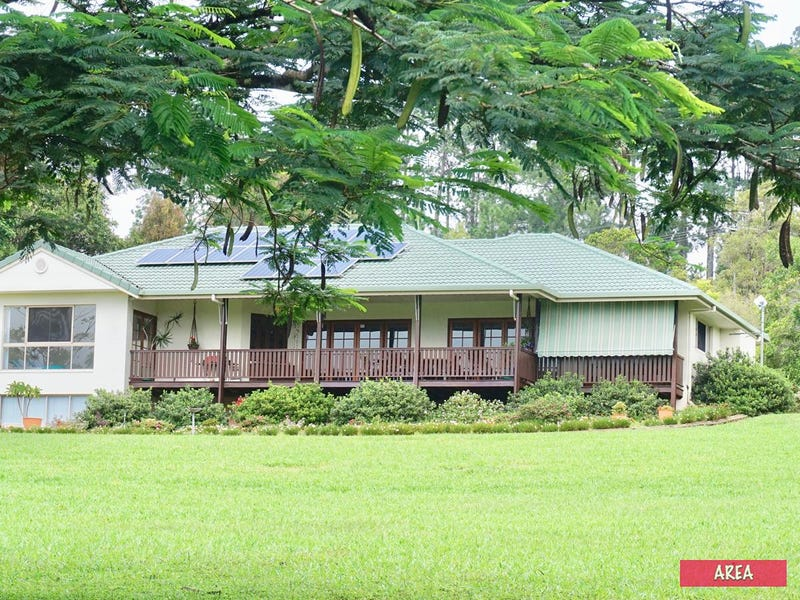 6 Old Boar Pocket Road, Barrine, Qld 4872