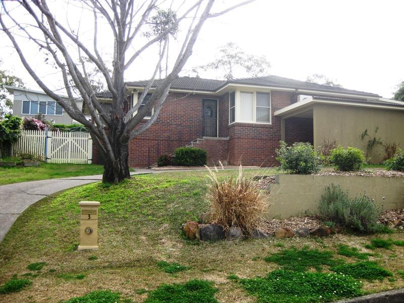 3 Walters Avenue, Glenbrook, NSW 2773