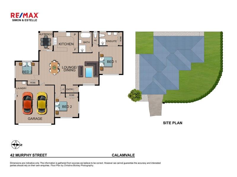 42 Murphy St, Calamvale, Qld 4116 - floorplan