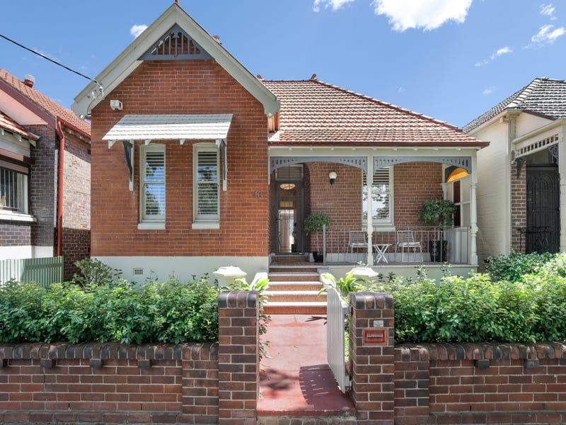 40 O'Connor Street, Haberfield, NSW 2045