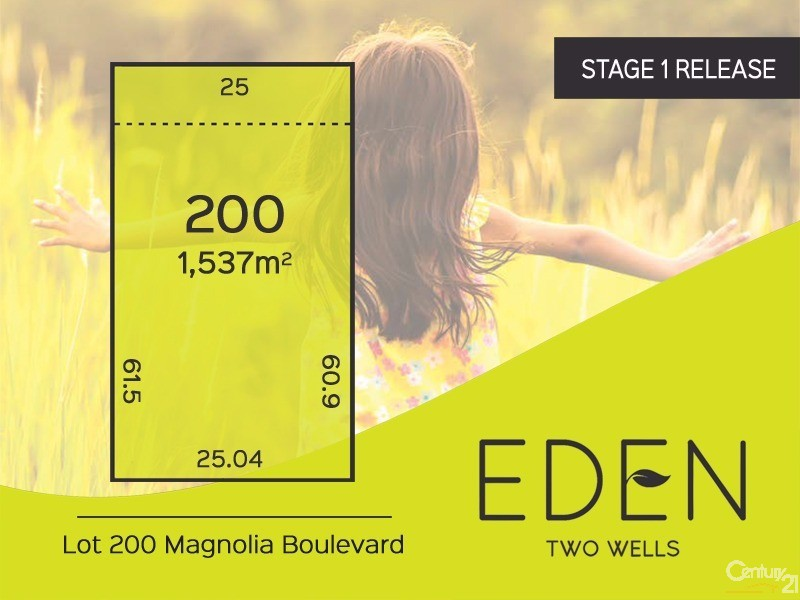 Lot 200 Magnolia Boulevard, Two Wells, SA 5501