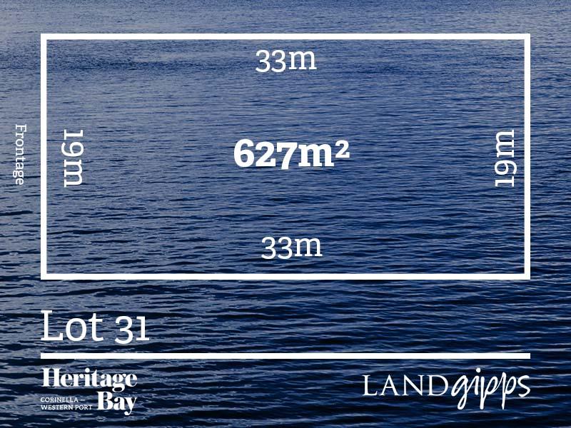 Lot 31/Lot 31 Liberty Crescent, Heritage Bay, Corinella, Vic 3984