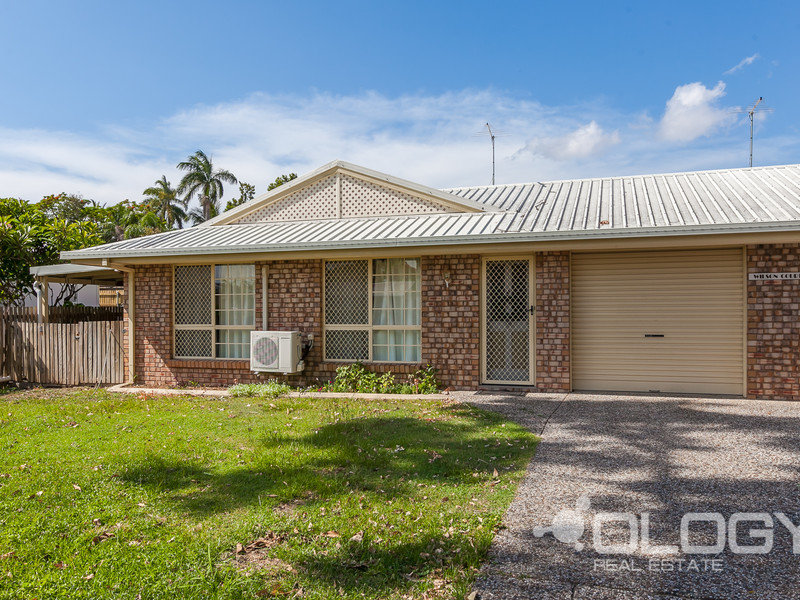Unit 1/211 Kerrigan Street, Frenchville, Qld 4701