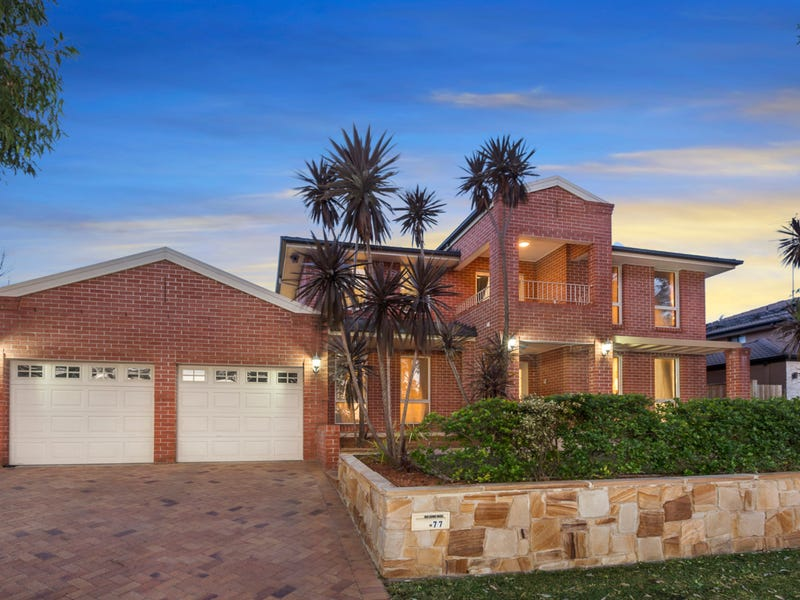 77 Sanctuary Drive, Beaumont Hills, NSW 2155