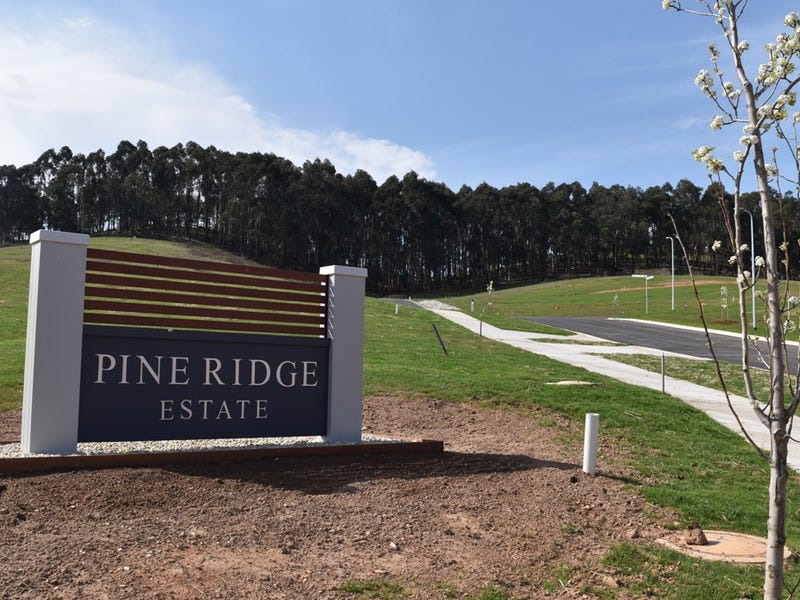 Lot 8 Pine Ridge Estate, Myrtleford