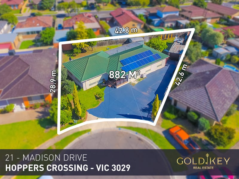 21 Madison Drive, Hoppers Crossing, Vic 3029