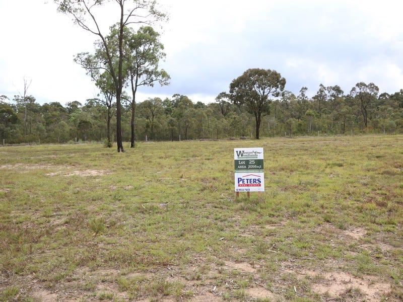 Lot 25 Abbey Circ, Weston, NSW 2326