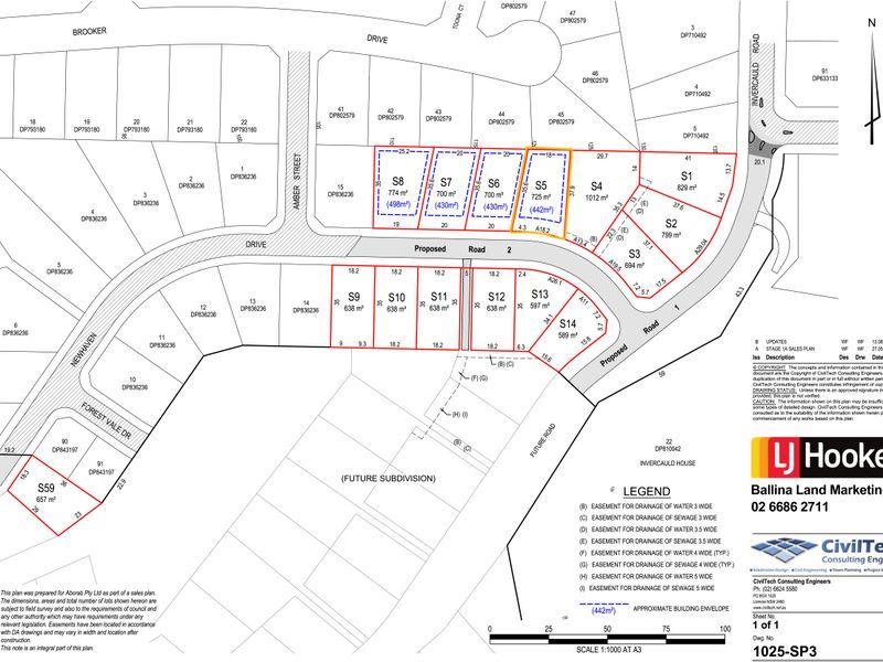 Lot 5, 0 Sanctuary Hills Estate (Stage 1a), Goonellabah, NSW 2480