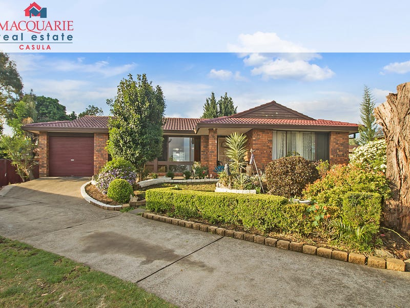 5 Huon Place, Glenfield, NSW 2167