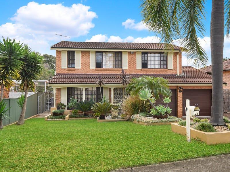 21 Gwandalan Road, Edensor Park, NSW 2176