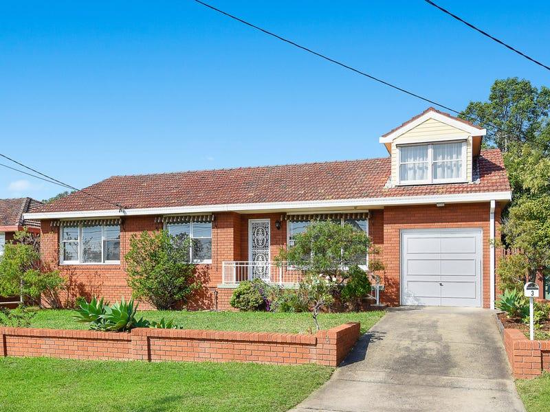 3 Waldo Crescent, Peakhurst, NSW 2210