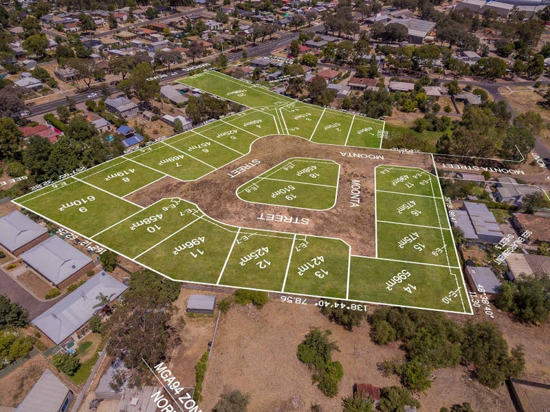 Lots 1-20 Golden Villa Estate, Moonta Street, West Bendigo, Vic 3550