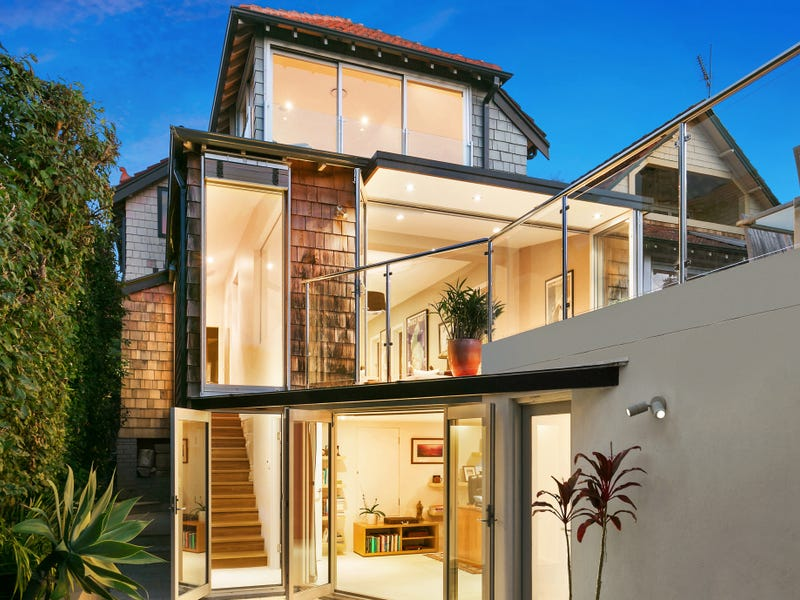 123 Middle Head Road, Mosman