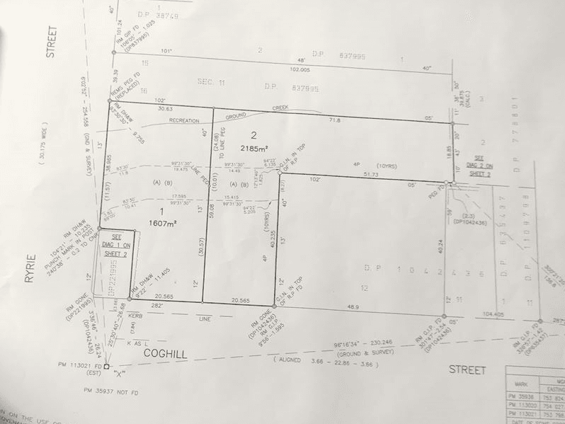 Lot 1 & 2 Coghill St, Braidwood, NSW 2622