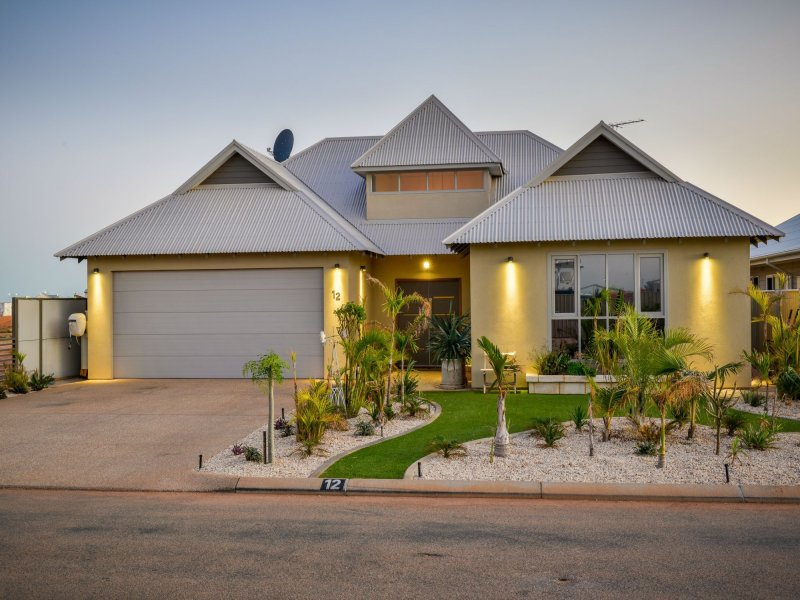 12 Kestrel Place, Exmouth, WA 6707