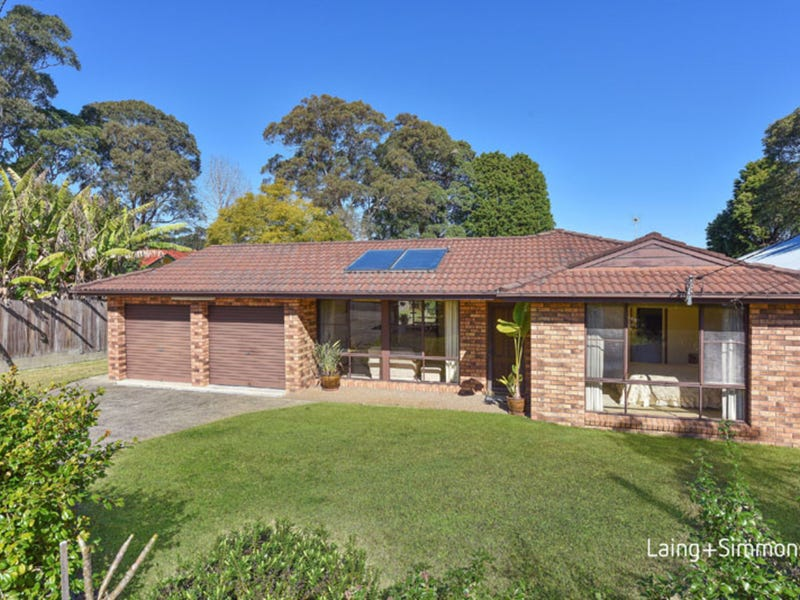 1 Nyara Road, Mount Kuring-Gai, NSW 2080