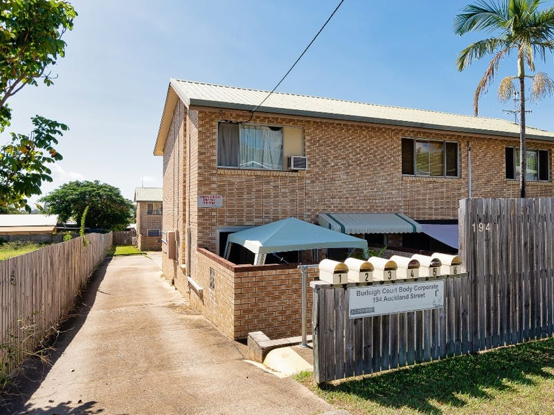 5/194 Auckland Street, South Gladstone, Qld 4680