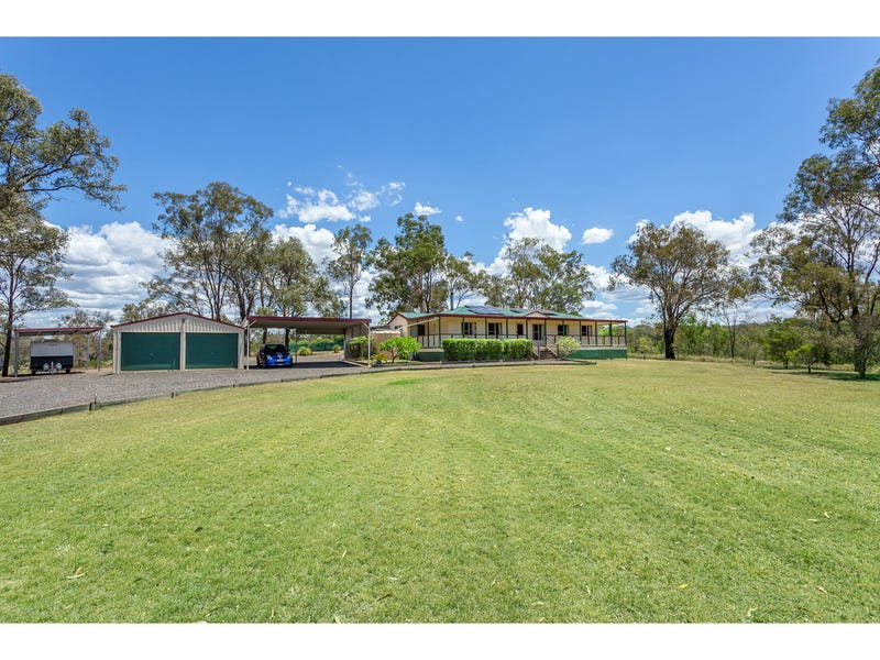 119 Missouri Road, Grantham, Qld 4347