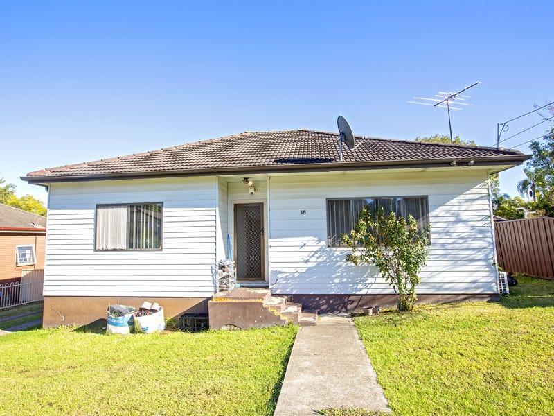 18 Virginia Street, Guildford West, NSW 2161