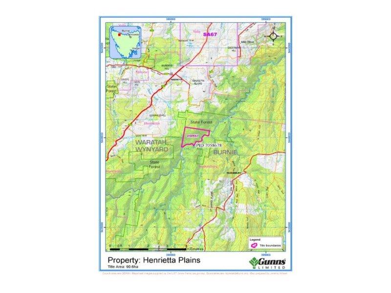 Address available on request, Henrietta, Tas 7325