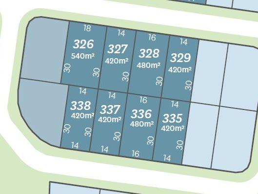 Lot  327, Coomera, Qld 4209