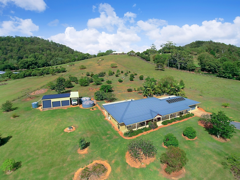 29 Upper Crystal Creek Road, Crystal Creek, NSW 2484