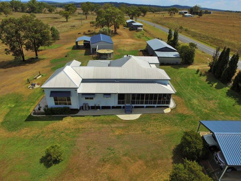 635 Ryeford Pratten Road, Sandy Camp, Qld 4361
