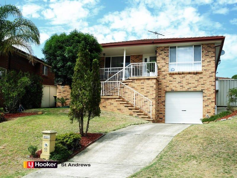 11 Cawdor place, Rosemeadow, NSW 2560