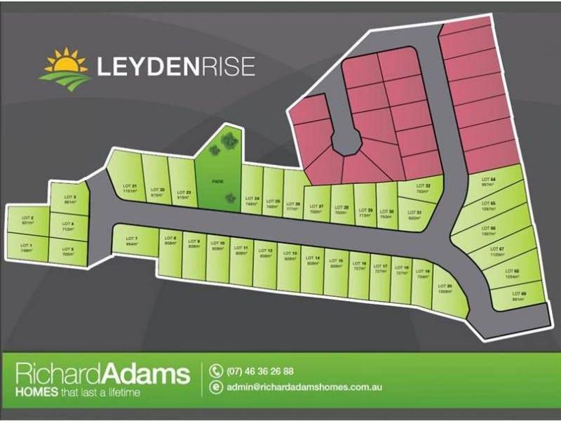 Lot 4 Leyden Rise, Oakey