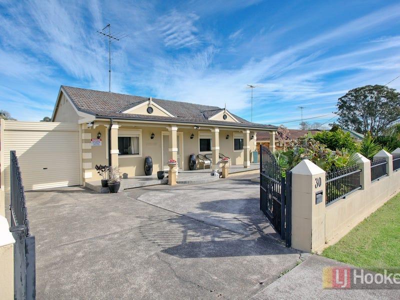 30 Mitchell Street, St Marys, NSW 2760