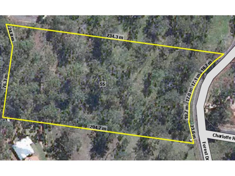 55 Forest Drive, Hampton, Qld 4352
