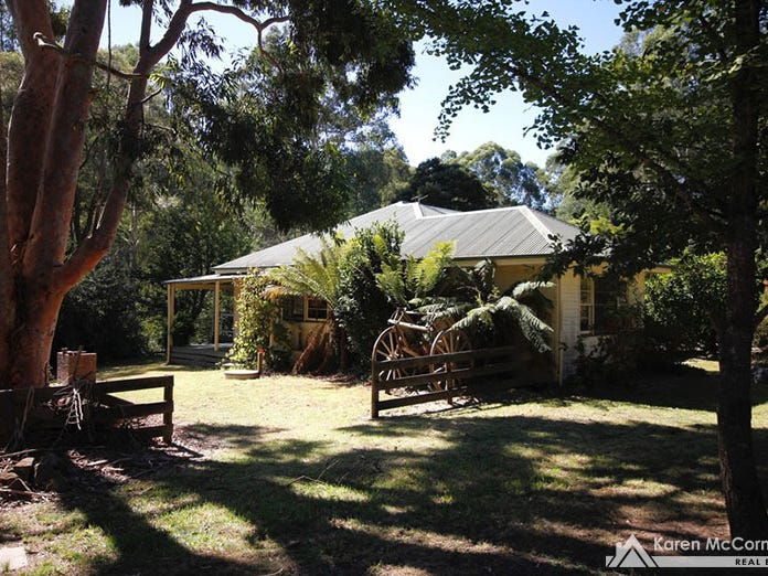 309 Mt Baw Baw Tourist Road, Noojee, Vic 3833