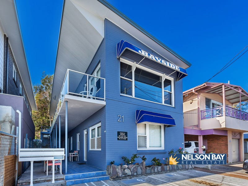 3/21 Victoria Parade, Nelson Bay, NSW 2315