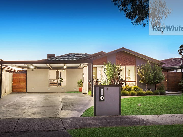 3 Berry Court, Mill Park, Vic 3082