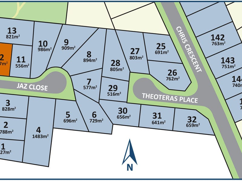 Lot 12 Astoria Park, Traralgon, Vic 3844