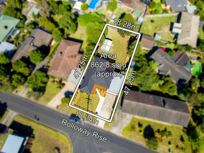 21 Rolloway Rise, Chirnside Park, Vic 3116