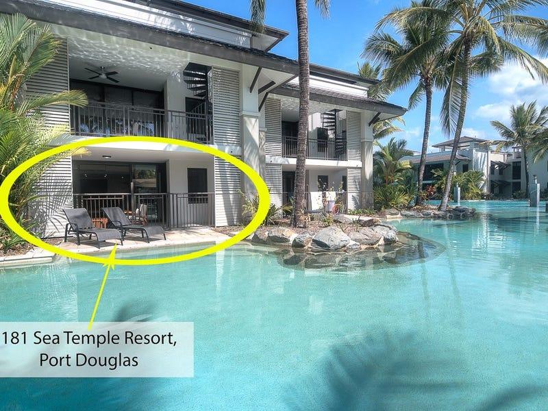 181 Sea Temple/22 Mitre Street, Port Douglas, Qld 4877