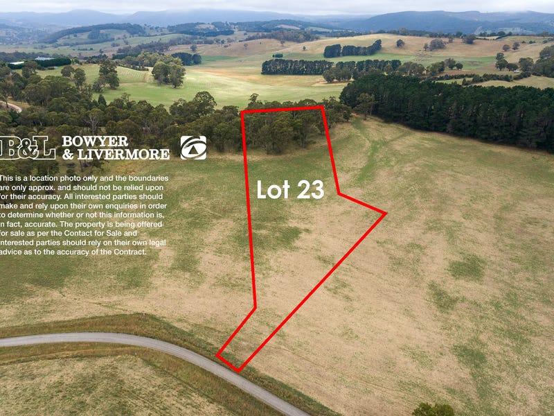 Proposed Lot 23 Part 175 Titania Road, Oberon, NSW 2787